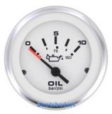 Öldruckanzeiger: Lido Pro (SW) 0-10 bar Anzeige