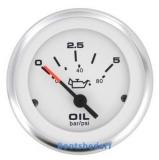 Öldruckanzeiger: Lido Pro (SW) 0-5 bar Anzeige