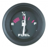 Tank - Anzeige Aufschrift Fuel für jede Flüssigkeit geeignet Widerstand 240-33 Ohms US Norm