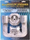 BRAVO I 1988 bis heute MERCRUISER Anoden-Set  Aluminium