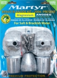Bravo III 2004 bis heute Anoden Set Magnesium