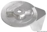 Finnanode für Zwei- und Viertakter mit 25/50 PS Aluminium