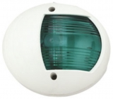LED Positionslaternen runde Ausführung grün 112,5°