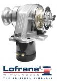 ANKERWINDE MODELL KOBRA geeignet für Boote von 7,5-11 m Kettennuß für 10 mm  24V /1000W