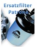 Ersatz-Filterpatrone  10 Mikron