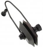 Universell einsetzbarer Motorflusher Spühklammer für Aussenborder  rechteckigen Spülanschluss,  12,5 x 8,5cm C16207A