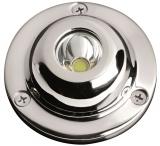 LED-Unterwasserscheinwerfer für Badeplattformen und Heckspiegel und Kiel Lichtfarbe weiß