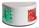 Mouse LED-Navigationslichter bis 20m Bootslänge Gehäuse weiß 225° zweifarbig