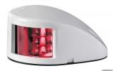 Mouse LED-Navigationslichter bis 20m Bootslänge Gehäuse weiß Backbord Rot
