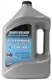 Quicksilver Motoröl SAE25W-40 8M0086224 mineralisch 4 Liter