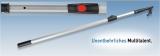 Sprenger Bootshaken teleskopisch mit Arretierung von 120 auf 220 cm verlängern