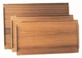 Tischplatte aus echtem Teakholz  550x800mm