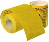 Bandschleifpapier Rollenmaß 4,5 m x 115 mm K 80