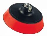 Sea Line POLIERTELLER KLETT soft rot Durchmesser 120 mm