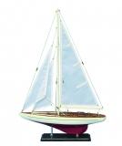 Holz-Modellboot RANGER Maße 42 x 9 x 62 cm