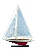 Holz Modellboot ENDEAVOUR Maße 80 x 14 x 108 cm