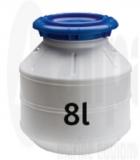 Wasserdichte Container 8 Liter