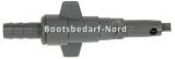 AnschlussStecker, Tankseite, mit Schlauchanschluss
