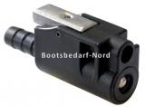 Anschlussdose Tankseite ab 1997 Schlauchanschluss 8 mm
