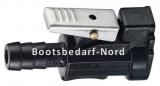 Anschlussdose seit 1988 Motorseite Schlauchanschluss 8 mm