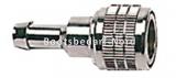 Anschlussdose, klein, bis 75 PS Force Crysler. Schlauchanschluss  9 mm