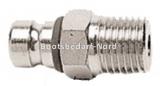 Anschlussstecker, klein, bis 75 PS für Tank,  11mm  Force / Crysler