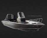 Angel Boot Aluminium  UMS 460 CC