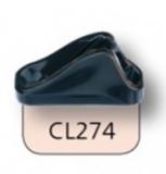 Clamcleat Tauklemmen - Klemmen für 1-4mm Tauwerk - offene Klemmen CL274