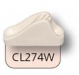 Clamcleat Tauklemmen - Klemmen für 1-4mm Tauwerk - offene Klemmen CL274W