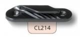 Clamcleat Tauklemmen - Klemmen für 2 - 5mm Tauwerk - offene Klemmen CL214