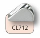 Clamcleat Tauklemmen - Klemmen für 3 - 5mm Tauwerk - offene Klemmen CL712