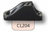 Clamcleat Tauklemmen - Klemmen für 3-6mm Tauwerk - offene Klemmen CL204