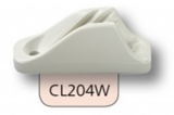 Clamcleat Tauklemmen - Klemmen für 3-6mm Tauwerk - offene Klemmen CL204W