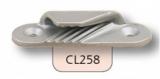 Clamcleat Tauklemmen - Klemmen für 3-6mm Tauwerk - offene Klemmen CL258