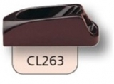 Clamcleat Tauklemmen - Klemmen für 1-4mm Tauwerk - mit Leitöse CL263