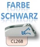 Clamcleat Tauklemmen - Klemmen für 1-4mm Tauwerk - mit Leitöse CL268AN