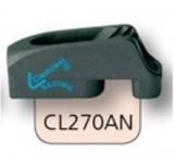 Clamcleat Tauklemmen - Klemmen für 1-4mm Tauwerk - mit Leitöse CL270AN