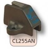 Clamcleat Tauklemmen - Klemmen für 3 - 6mm Tauwerk - mit Leitöse CL255AN
