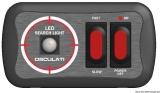 Joystick-Schaltplatte 12-24V 13.226.39 für 2 Geschwindigkeiten und 2 Spots