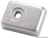 Pinnen-Plattenanode für 40/50 PS Viertakter. Magnesium