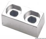Plattenanode für 55/75/85/90/150/200/225 PS Aluminium