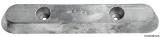 Anode zum Anschrauben Ausführung Typ Vetus Gewicht 1,76kg Aluminium