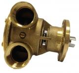 Ersatz Kühlwasserpumpe vetus 00301, Jabsco 17937-0001