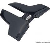 Hydrofoil STING RAY Classic  JR-1 Farbe schwarz  Für Motoren PS 9,9/40