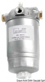 Dieselfilter aus Papier - 12 Micron  Max. Durchfluß.80 l/h