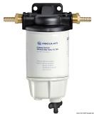 Diesel Treibstofffilter mit Wasserabscheider Leistung 192 l/h mit Druck - 0,49 PSI