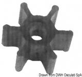 JABSCO Flügelrad Impeller Original-Art. Nr. 920-0001 21