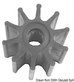 JABSCO Flügelrad Impeller Original-Art. Nr. 673.0001