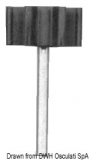 JABSCO Flügelrad Impeller Original-Art. Nr. 17255-0003