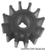 YANMAR Flügelrad Impeller Original-Art. Nr. 128170-02070